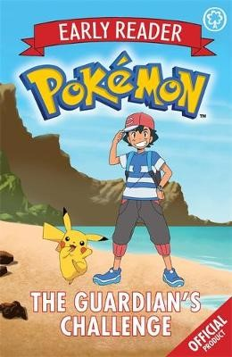 The Official Pokemon Early Reader: The Guardian's Challenge - pr_133728