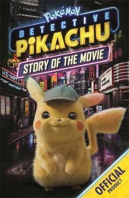 Detective Pikachu Story of the Movie - pr_333170