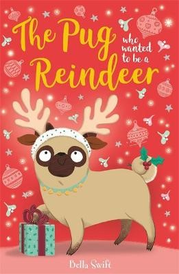 The Pug Who Wanted to Be A Reindeer - pr_133748