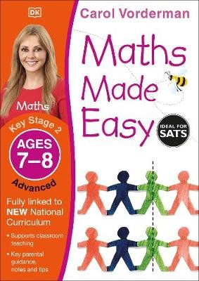Maths Made Easy Ages 7-8 Key Stage 2 Advanced - pr_18855