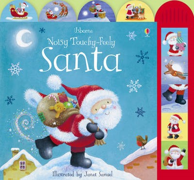 Noisy Touchy Feely Santa - pr_106139
