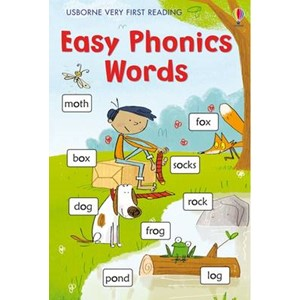 Easy Phonic Words Very First Reading Support Title