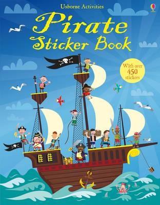 Pirate Sticker Book - pr_115651
