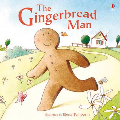 The Gingerbread Man - pr_106293