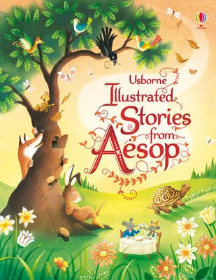 Illustrated Stories from Aesop - pr_120849