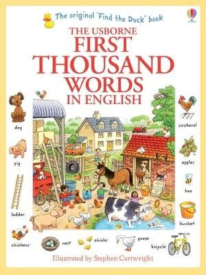 First Thousand Words In English - pr_324790