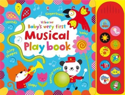 Baby's Very First Touchy-Feely Musical Playbook - pr_174098