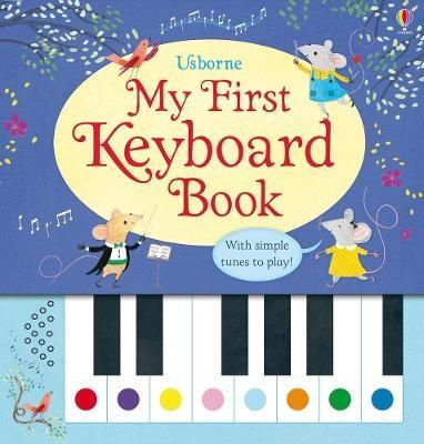 My First Keyboard Book - pr_177783