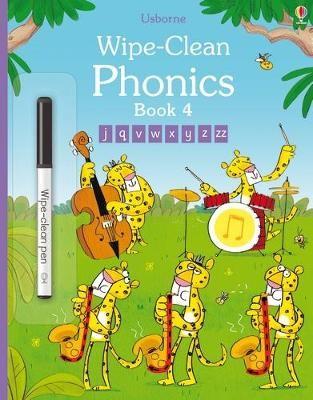 Wipe-Clean Phonics Book 4 - pr_128437
