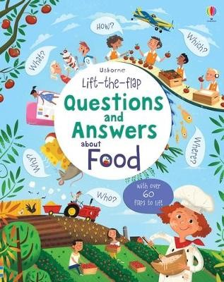 Lift-The-Flap Questions and Answers about Food - pr_324799
