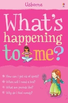 What's Happening to Me? (Girl) - pr_124403