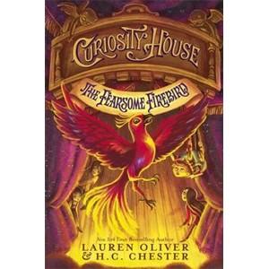 Curiosity House: The Fearsome Firebird (Book Three)