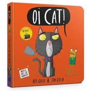 Oi Cat! Board Book