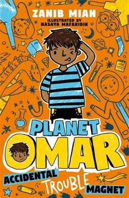 Planet Omar: Accidental Trouble Magnet - pr_333383