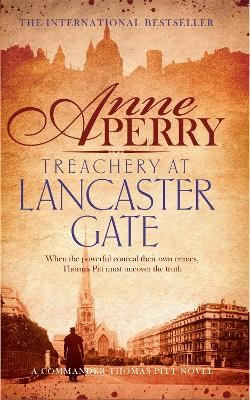 Treachery at Lancaster Gate (Thomas Pitt Mystery, Book 31) - pr_135588