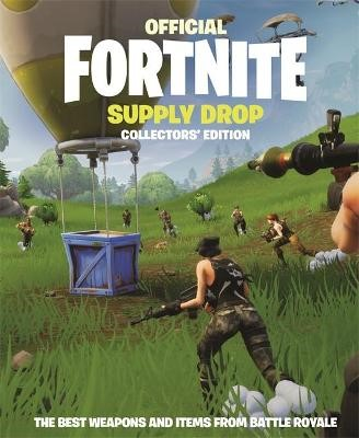 FORTNITE Official: Supply Drop: The Collectors' Edition - pr_430254