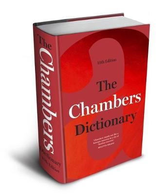 The Chambers Dictionary (13th Edition) - pr_180585