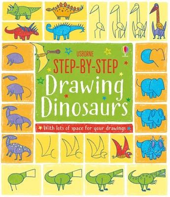 Step-by-Step Drawing Book Dinosaurs - pr_321696