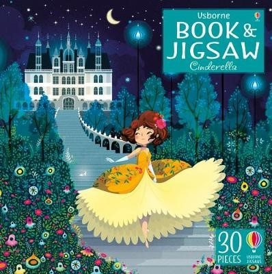 Usborne Book and Jigsaw - pr_106169