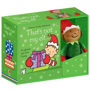 That's not my elf... Book and Toy
