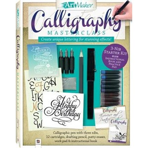 Art Maker Calligraphy Masterclass Kit (portrait)