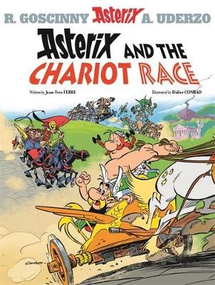 Asterix: Asterix and the Chariot Race - pr_375299