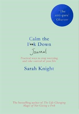 Calm the F**k Down Journal - pr_398759