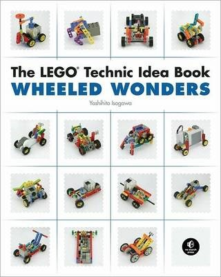 The Lego Technic Idea Book: Wheeled Wonders - pr_258011