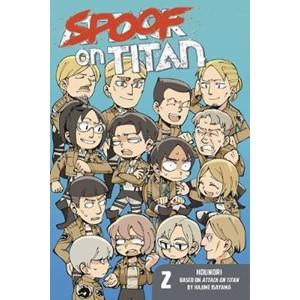 Spoof On Titan 2 (attack On Titan)