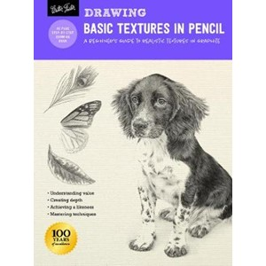 Drawing: Basic Textures in Pencil