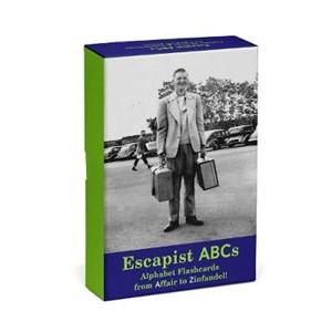Knock Knock Escapist ABCs Alphabet Flashcards