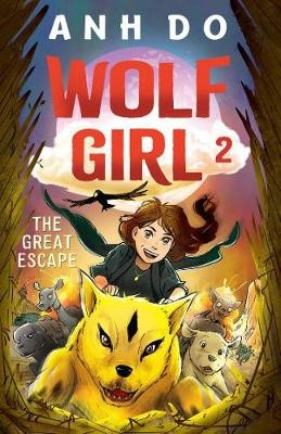 The Great Escape: Wolf Girl 2 - pr_1700221
