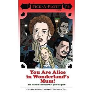 You Are Alice In Wonderland's Mum!