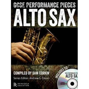 GCSE Performance Pieces: Alto Saxophone