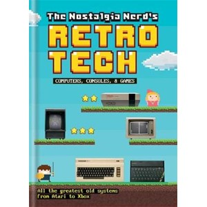 The Nostalgia Nerd's Retro Tech: Computer, Consoles & Games