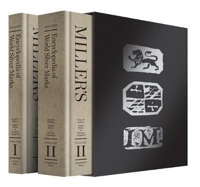 Miller's Encyclopedia of World Silver Marks - pr_71363