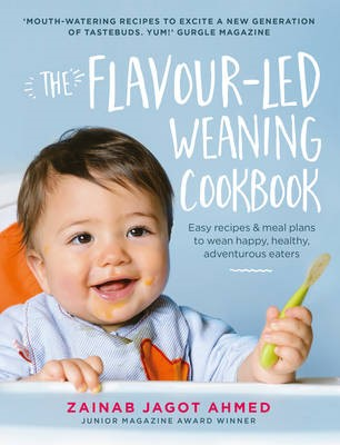 The Flavour-led Weaning Cookbook - pr_159527