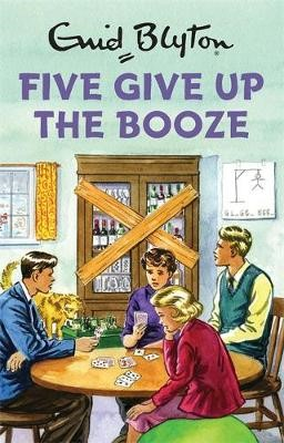 Five Give Up the Booze - pr_334812