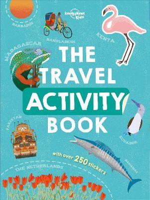 The Travel Activity Book - pr_120194