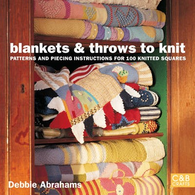 Blankets and Throws To Knit - pr_74825