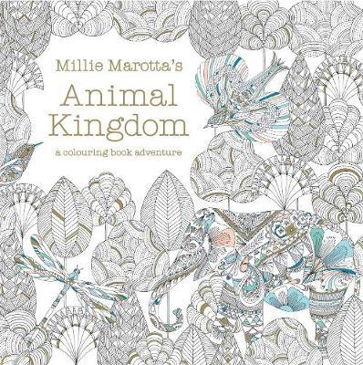Millie Marotta's Animal Kingdom - pr_376345