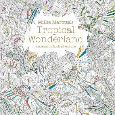 Millie Marotta's Tropical Wonderland - pr_312277