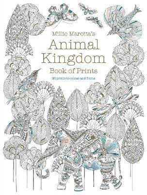 Millie Marotta's Animal Kingdom Book of Prints - pr_112310