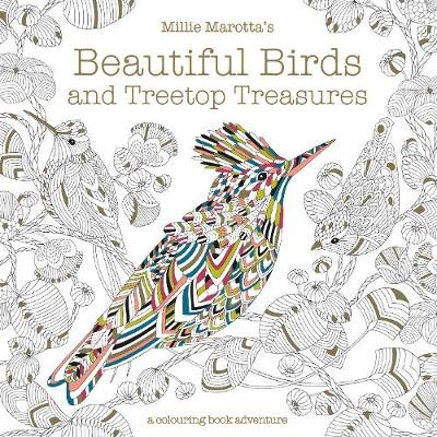 Millie Marotta's Beautiful Birds and Treetop Treasures - pr_112010