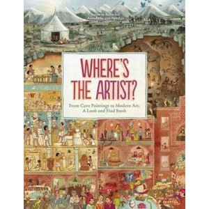 Where's The Artist? From Cave Paintings to Modern Art