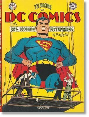 75 Years of DC Comics. The Art of Modern Mythmaking - pr_416393