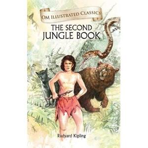 Om Illustrated Classics the Second Jungle Book
