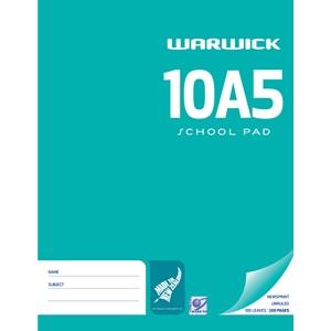 Warwick Pad 10A5 Newsprint 100lf