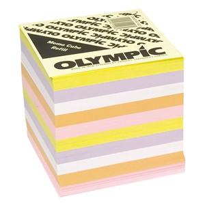 Olympic Memo Cube Full Height Refill