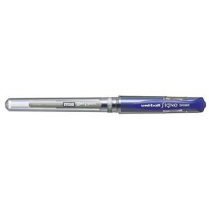 Uni Pen Signo UM153 Blue Broad